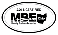 minority business Enterprise Certified