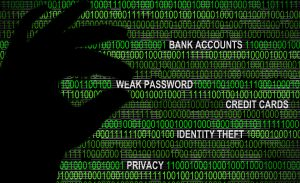 Cybersecurity - Weak Password Identity Theft