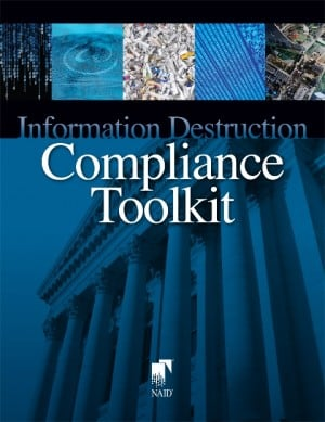 NAID Compliance Toolkit Cover