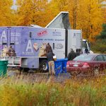 AccuShred safely destroys documents and other electronic material from members of the community during our Shred Day.