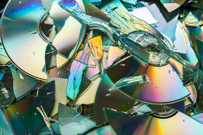 Broken data CDs