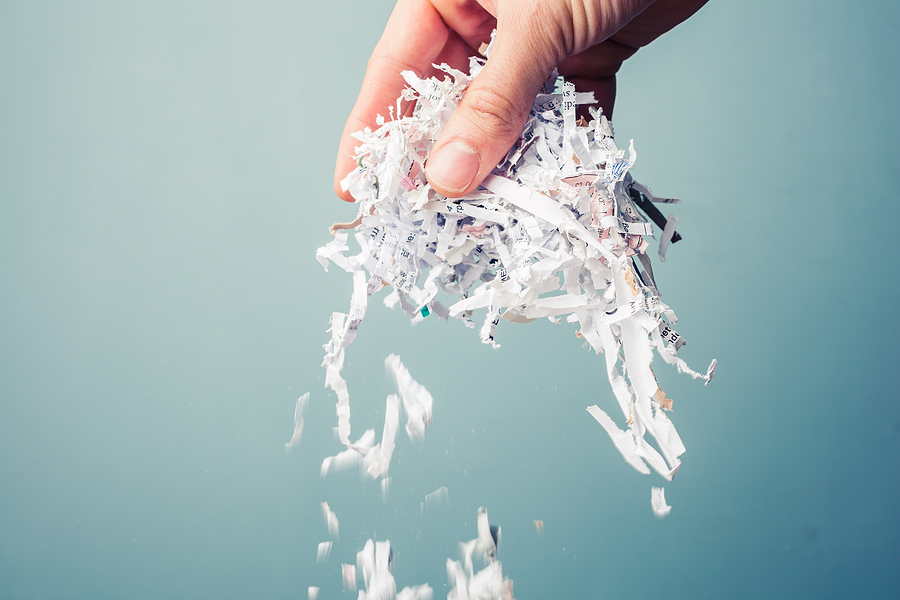 Protect Your Company by Knowing What to Shred Post Thumbnail