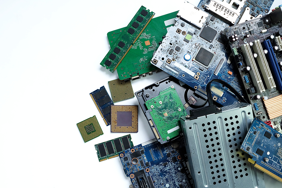 Short Term Remote Work Requires Secure and Responsible E-Waste Destruction Post Thumbnail